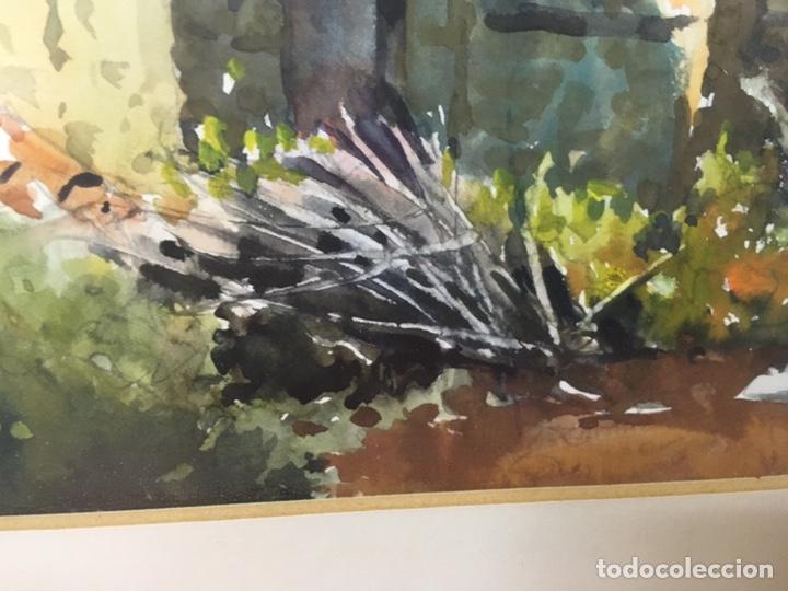Arte: Acuarela firmada por Joan Vila Arimany - Foto 18 - 177800623