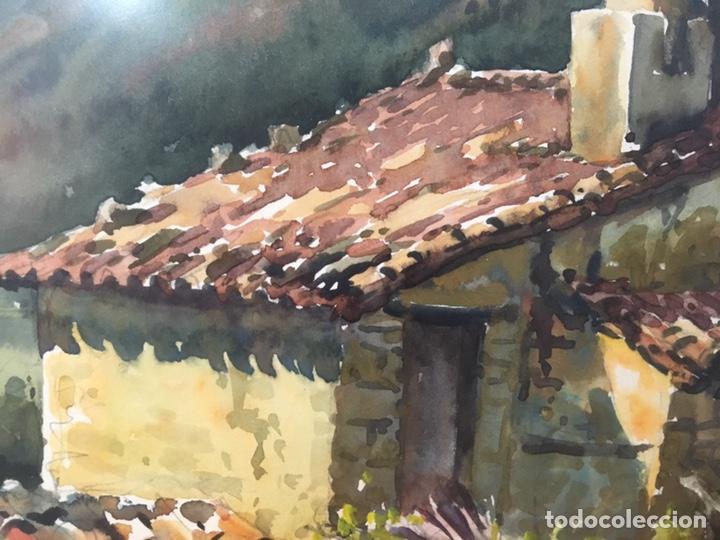 Arte: Acuarela firmada por Joan Vila Arimany - Foto 19 - 177800623