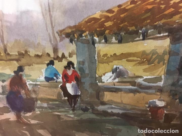 Arte: Acuarela firmada por Felipe Brugueras Pallach - Foto 10 - 177801530