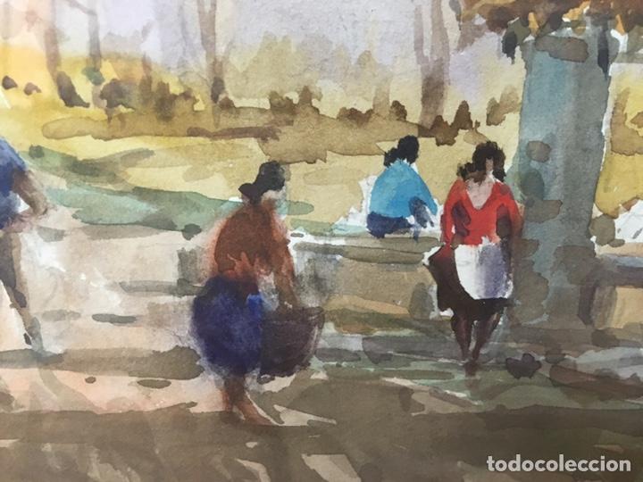 Arte: Acuarela firmada por Felipe Brugueras Pallach - Foto 11 - 177801530