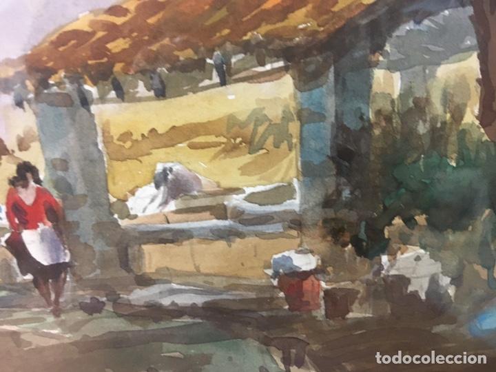 Arte: Acuarela firmada por Felipe Brugueras Pallach - Foto 15 - 177801530