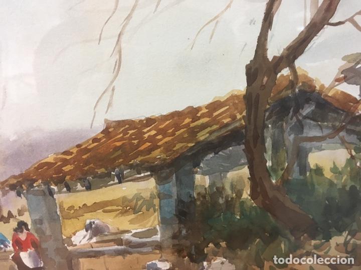 Arte: Acuarela firmada por Felipe Brugueras Pallach - Foto 17 - 177801530