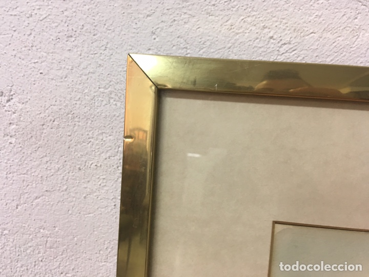 Arte: Acuarela firmada por Felipe Brugueras Pallach - Foto 23 - 177801530