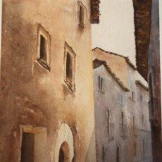 Arte: SOLEDAD GRACIA CUBERO. Lote 177983019