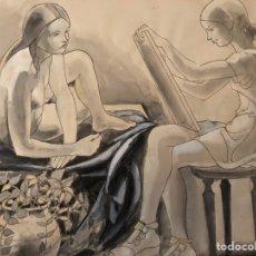 Arte: ALBERTO DUCE. Lote 177986817