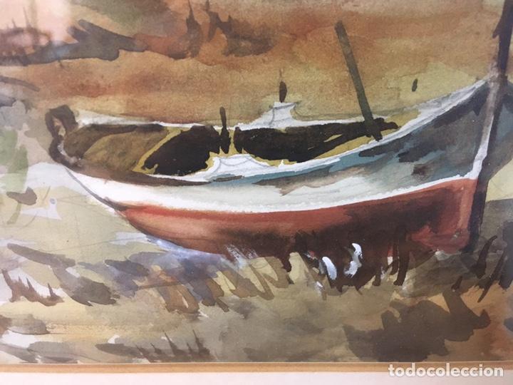 Arte: Acuarela firmada por Felipe Brugueras Pallach - Foto 9 - 177999144