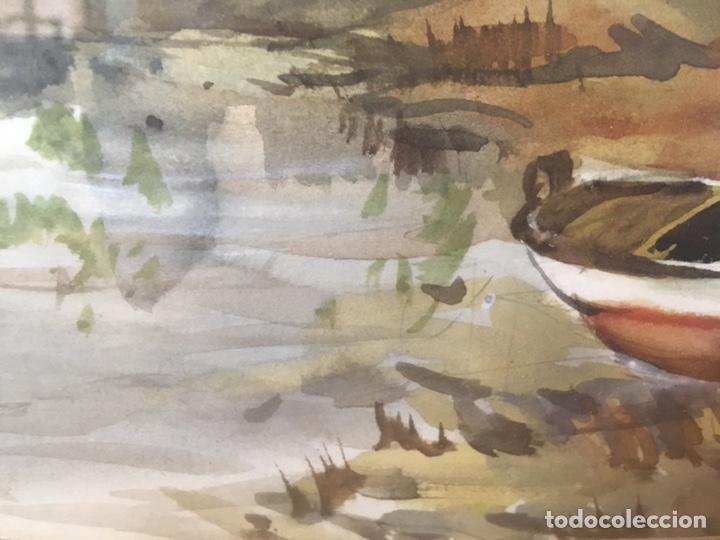 Arte: Acuarela firmada por Felipe Brugueras Pallach - Foto 11 - 177999144