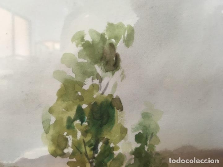 Arte: Acuarela firmada por Felipe Brugueras Pallach - Foto 13 - 177999144