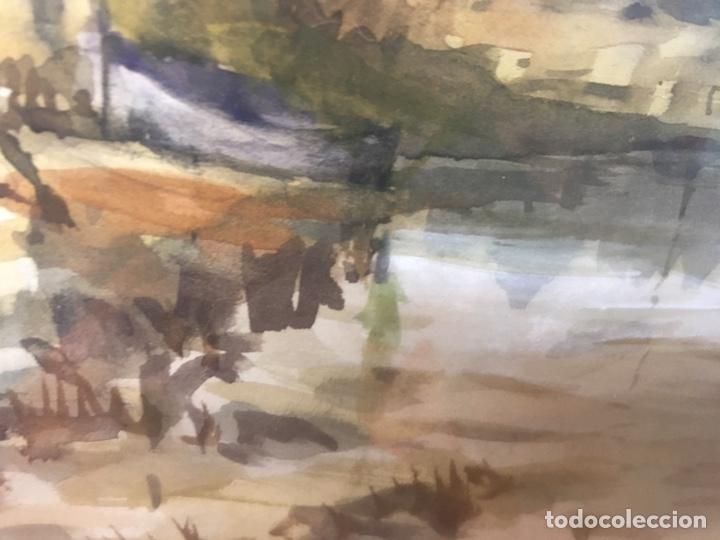 Arte: Acuarela firmada por Felipe Brugueras Pallach - Foto 17 - 177999144
