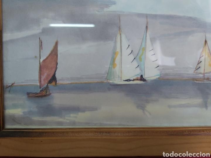 Arte: ACUARELA FIRMADA - Foto 4 - 178099457