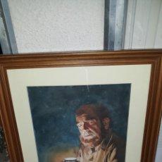 Arte: ACUARELA DEL PINTOR BURGUETE.. Lote 178114109
