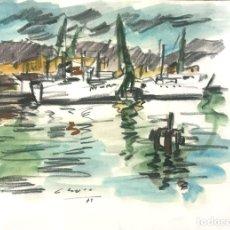 Arte: NACHO COSTA BEIRO (1953). Lote 178847201