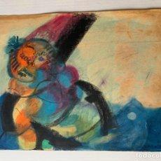 Arte: LEGAZPI, JOSE MANUEL LEGAZPI GAYOL - PAYASO. Lote 178887245