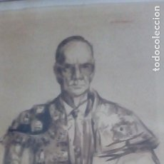 Art: DIBUJO ORIGINAL DE CAMILO JOSÉ CELA CON TRAJE DE TORERO. Lote 178929672