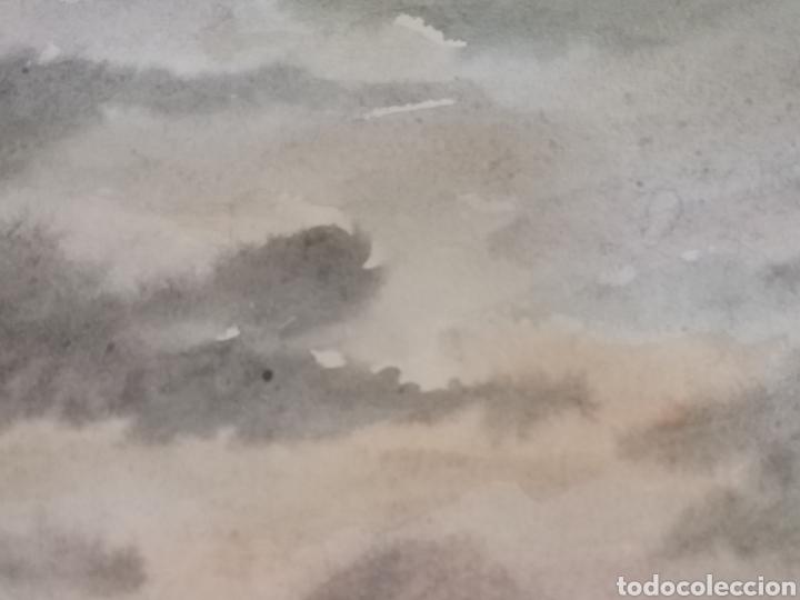 Arte: Acuarela del pintor Álvarez Miranda - Foto 8 - 178946322