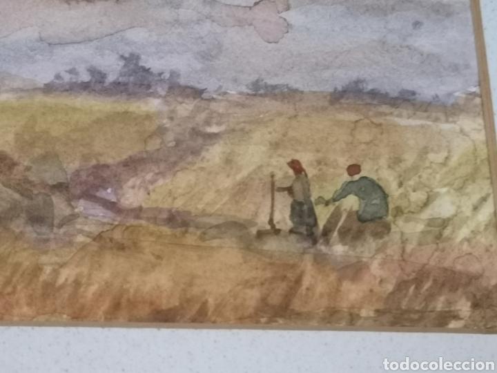 Arte: Acuarela del pintor Álvarez Miranda - Foto 9 - 178946322