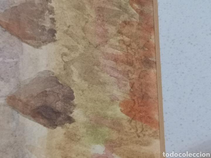 Arte: Acuarela del pintor Álvarez Miranda - Foto 11 - 178946322