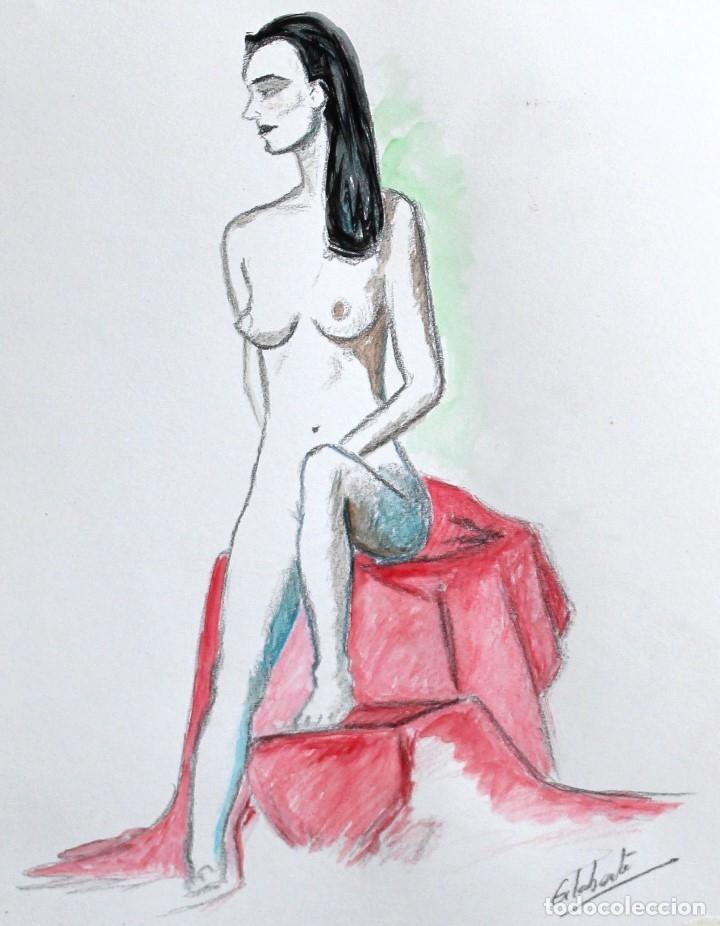 Arte: Modelo obra de Gilaberte - Foto 2 - 179156323
