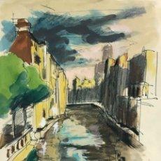 Arte: NACHO COSTA BEIRO (1953). Lote 179381427