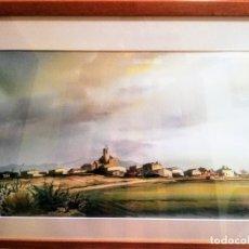 Arte: JOAN FUSTER GIMPERA, GARRIGUELLA. Lote 179559461