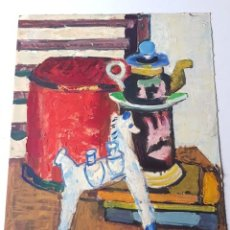 Arte: JOAN PALET BATISTE - COMPOSICIÓN. Lote 180021942