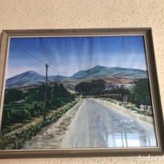 Arte: ACUARELA FIRMADA. Lote 180173848