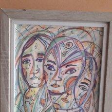 Arte: CUADRO DEL PINTOR ANTONIO BLANCO. Lote 180873575