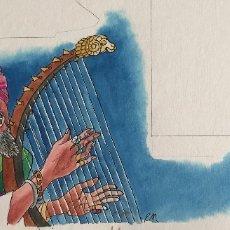 Arte: CÁNTICO DE ALABANZA.PIERRE MONNERAT (SUIZA 1917-ESPAÑA 2005). Lote 181403902