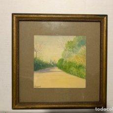 Arte: ENRIC MODOLELL MARQUES * PAISAJE. Lote 182417652