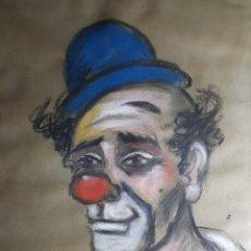 Arte: PAYASO POR GEORGES CHEBER. Lote 183092083