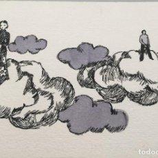 Arte: BOADA, ILUSTRACIÓN ORIGINAL 1972, CATALOGADA. . Lote 183708423