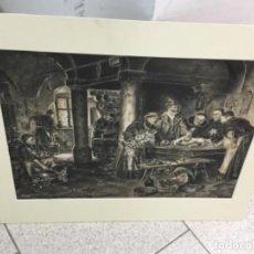 Arte: ESCUELA FRANCESA SIGLO XIX MUCHA CALIDAD. Lote 183955683