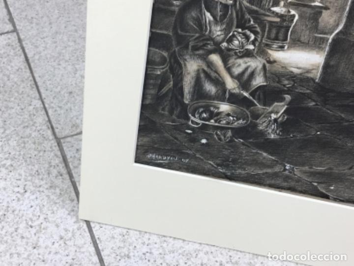Arte: Escuela francesa siglo xix mucha calidad - Foto 2 - 183955683