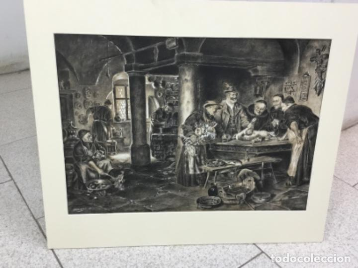 Arte: Escuela francesa siglo xix mucha calidad - Foto 3 - 183955683