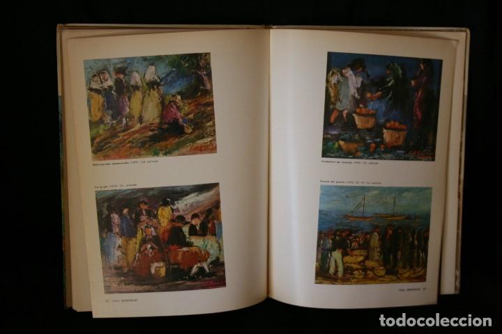 Arte: COLL BARDOLET, DIBUJO EN LA PRIMERA PAGINA DEL LIBRO, DEDICADO Y FIRMADO, VALLDEMOSA 1977. - Foto 3 - 184522153