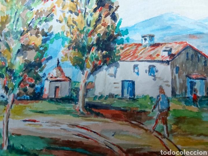 Arte: ACUARELA J. CARDONA AÑ9S 40 - Foto 3 - 184867738