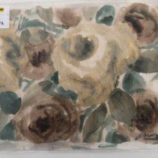 Arte: M. POCH. FLORES. Lote 185899021