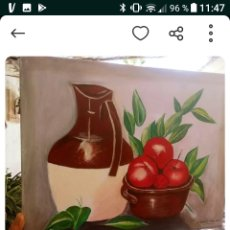 Arte: CUADRO DECORATIVO. Lote 187437327