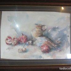 Arte: ACUARELA DEL PINTOR M SOLDEVILA. Lote 189676468