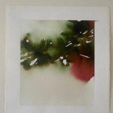 Arte: DAVIDE BENATI , ACUARELA ORIGINAL DEL AÑO 1995. Lote 139724918