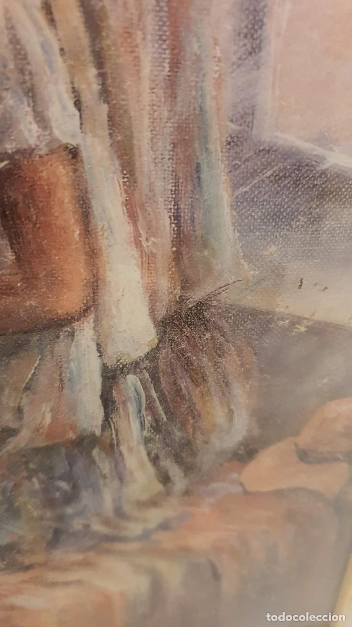 Arte: Preciosa acuarela con firma a identificar - Foto 4 - 189839827