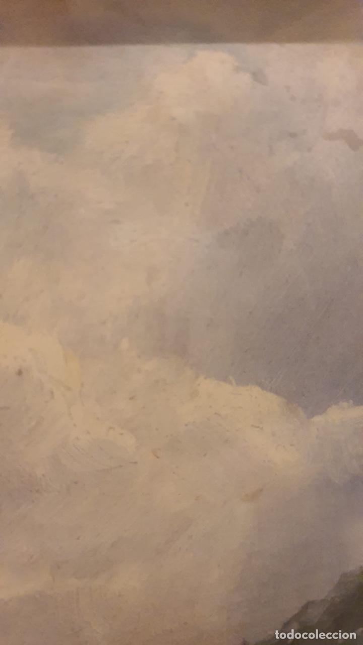 Arte: Preciosa acuarela con firma a identificar - Foto 4 - 189839988