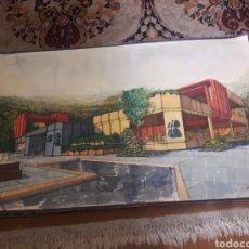 Arte: ACUARELA, FIRMADA. Lote 190719806