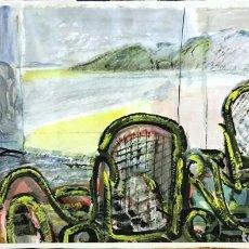 Arte: AMADEU CASALS (1930-2010). Lote 191064143