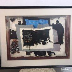 Arte: ACUARELA FIRMADA POR BERNARDO SIMONET. Lote 191708838