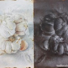 Arte: FLORECIMIENTO II - CARLOS ASENSIO. Lote 191759850