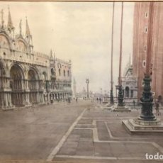 Arte: CHERUBINI GIUSEPPE (1867-1960) PINTOR ITALIANO. ACUARELA SOBRE PAPEL. Lote 193939246