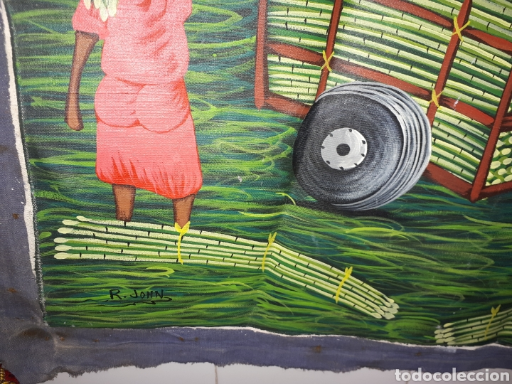 Arte: Cuadro pintado a mano y firmado - Foto 2 - 194203891