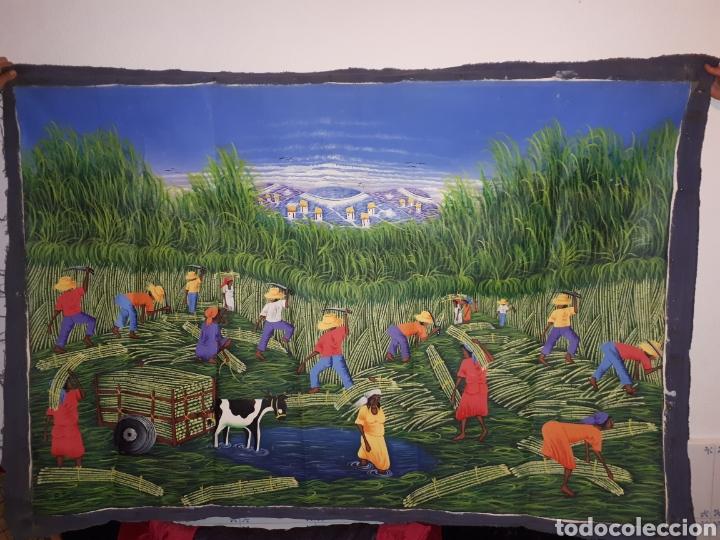 Arte: Cuadro pintado a mano y firmado - Foto 3 - 194203891