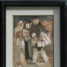 Arte: VOCERO GUASCH DE MANUEL FERNÁNDEZ LUQUE (ÉCIJA 1919 - VALENCIA 2005). Lote 194516027